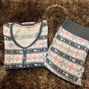 Victoria's Secret Thermo Pajamas